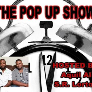 """Father and Son duo Presents """"The Pop-up Show"""""""