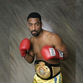 Sports of All Sorts: Guest Calvin Brock Boxer former Heavyweight Contender