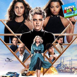 SDW Ep. 152: Charlie's Angels Bombing Because Of Men?