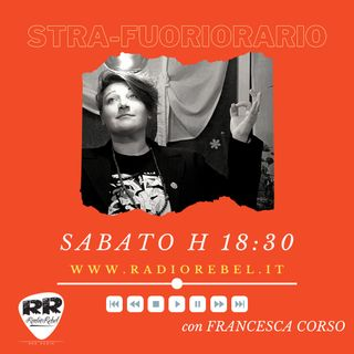 #18_STRA-FuoriOrario - Puntata NERD #2: Quentin Tarantino for president!