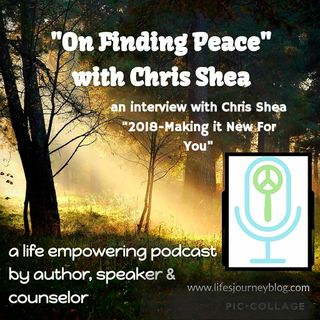 2018 - Making It New For You: Interview with Chris Shea