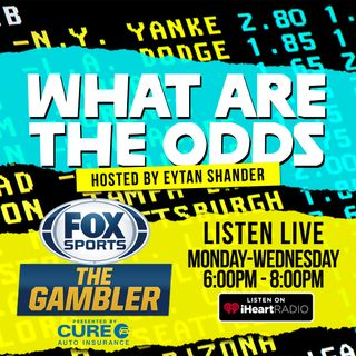 Joe Asher - CEO of William Hill on What are the Odds?
