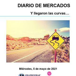DIARIO DE MERCADOS Miércoles 5 Mayo