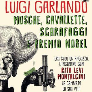 """Luigi Garlando """"Mosche, cavallette, scarafaggi e premi Nobel"""""""
