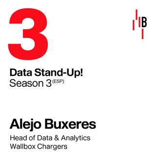 Alejo Buxeres · Head of & Analytics at Wallbox Chargers // Bedrock @ LAPIPA_Studios