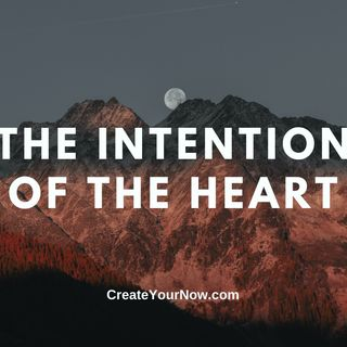 2356 The Intention of the Heart