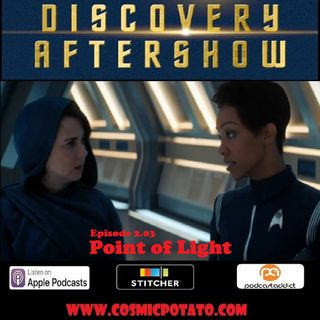 Discovery 2.03: Point of Light