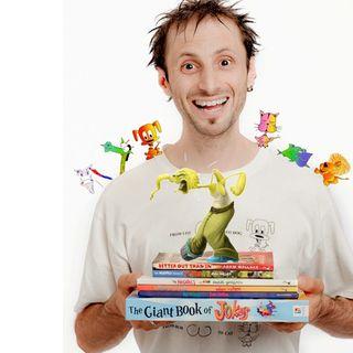 Youth Radio - Adam Wallace children's illustrator author