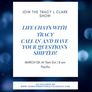 RELEASING DOUBT AND FEAR LIFE CHATS WITH TRACY L