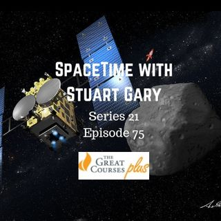 75: Giant galaxy cluster discovered hiding in plain sight - SpaceTime with Stuart Gary Series 21 Episode 75