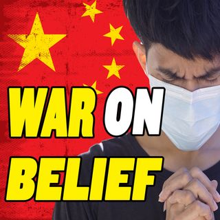 #94 China's Global War on Religion and Belief | Marco Respinti of Bitter Winter