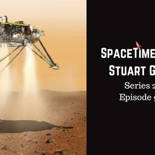94: Touchdown! - SpaceTime with Stuart Gary Series 21 Episode 74