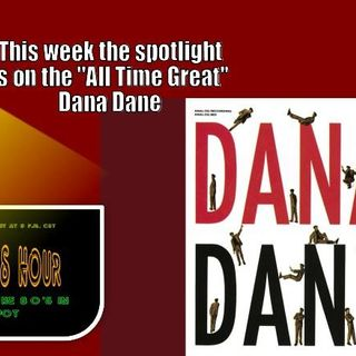 Dana Dane is in the Spotlight