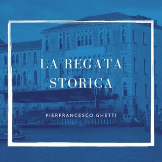 La Regata Storica e l'Università Ca' Foscari di Venezia