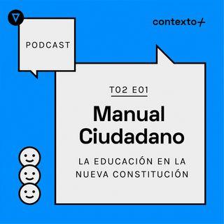 Capítulo 9 - La Educación en la nueva Constitución