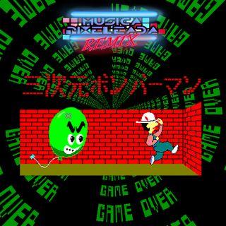 3-D Bomberman (MSX - X1)