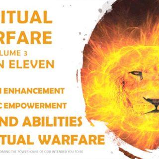 SPIRITUAL WARFARE VOL 3 SESSION ELEVEN 11E CHARISMATIC ABILTITES POWERS WORKS