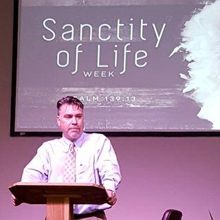 Sanctity of Life (Psalm 139:13)