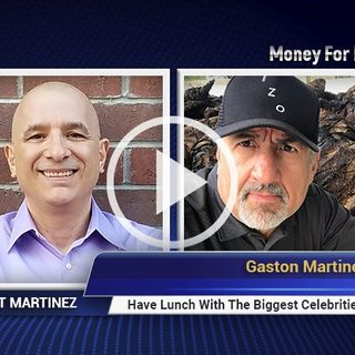 Gaston Martinez joins Bert Martinez