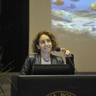 Stefana Gorbi ricercatrice UNIVPM  Dipartimento Scienza della Vita e Ambiente