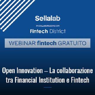 Open innovation nel mondo fintech