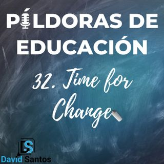 PDE32 - Time For Change