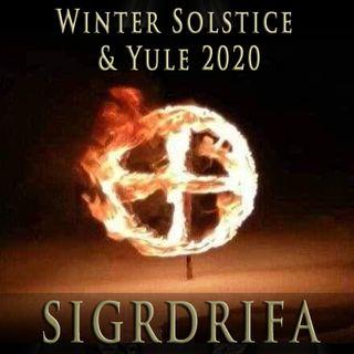 Winter Solstice & Yule greetings 2020
