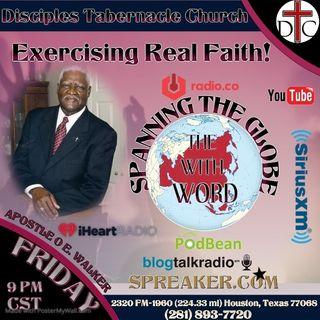 Exercising Real Faith!