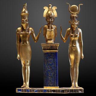 Una Santissima Trinità nell'Antico Egitto
