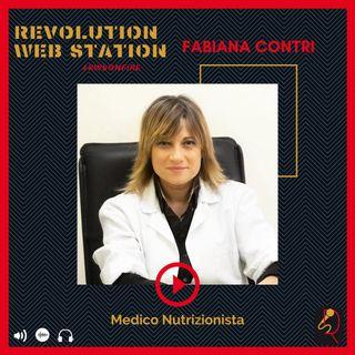INTERVISTA FABIANA CONTRI - MEDICO NUTRIZIONISTA