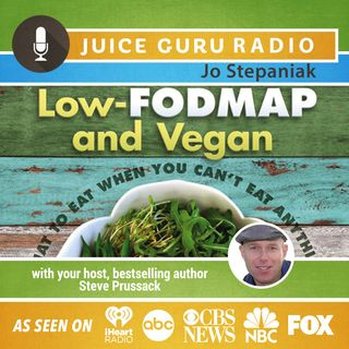 ep. 61: Being Vegan with IBS with Jo Stepaniak