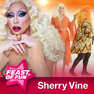 FOF #2965 - The TV Variety Shows that Inspired Sherry Vine
