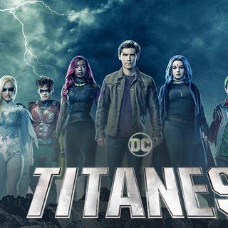 Titanes Temporadas 1 y 2 salen de Netflix y HBO Max llega por fin a España