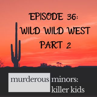 36: Coerced- The Buddhist Temple Murders - Wild Wild West Part 2 (Alex Garcia/Jonathan Doody)