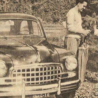 La Fiat 1400