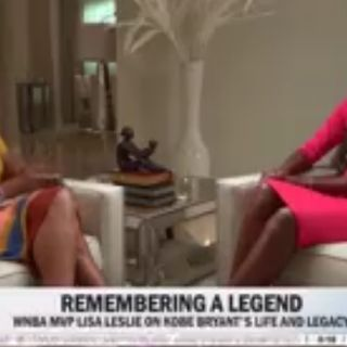 Gayle King &Lisa Leslie Interview &Snoop Dogs Reaction
