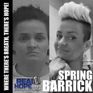 Where There's Breath, There's Hope! (Spring Barrick)
