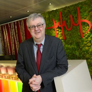 The Future Health of Wales with Mark Drakeford