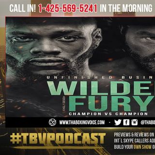 ☎️Wilder vs Fury 3😱Contractual Clause For The Trilogy Fight❗️Would Likely Happen in June🤔