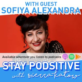 Sharing Private Stories + Grief w/ Sofiya Alexandra (Father's Day, Comedy Central)