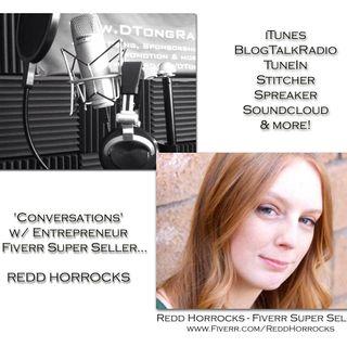'Conversations' w/ Fiverr Super Seller REDD HORROCKS & Indie Music
