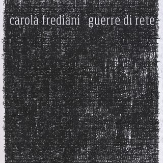 "Carola Frediani ""Guerre di Rete"""