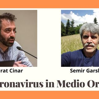 Il Coronavirus in Medio Oriente - Podcast 9 - 22/3/20