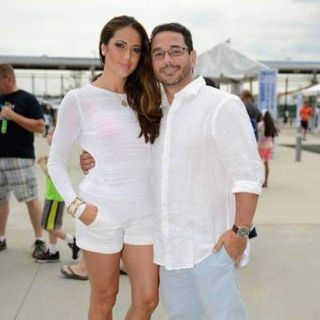 Jim & Amber Marchese The Real Housewives of New Jersey