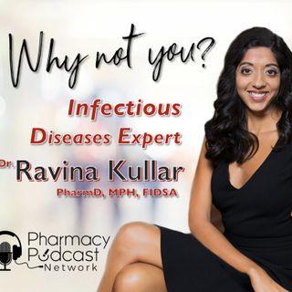 The Antibiotic Resistance Threat to Humanity | Ravina Kullar, PharmD MPH, FIDSA