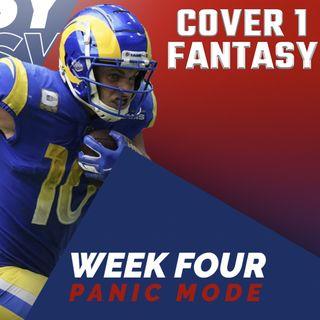 Fantasy Football Panic Mode - Ep. 15