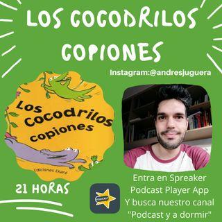 47. Los cocodrilos copiones. Andrés Juguera