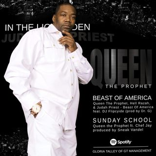 IN THE LIONS DEN, HOSTED BY JUDAH PRIEST - sG: QUEEN THE PROPHET