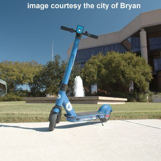 City of Bryan is launching a pilot electric scooter project