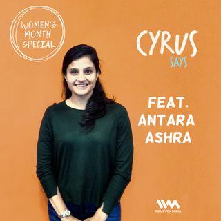Ep. 161: feat. Educator Antara Ashra